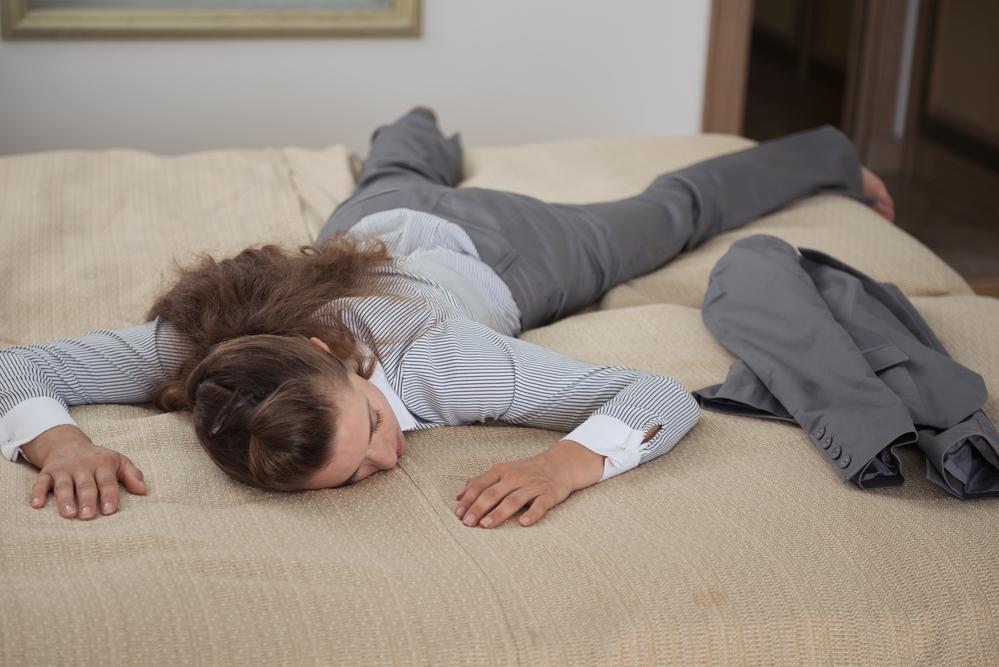 Хроническая усталость: что делать, когда нет сил даже после отдыха